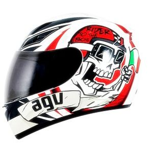 Capacete-Agv-K3-Rider-To-The-Bone