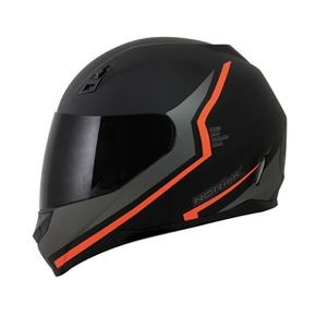 Capacete-Norisk-FF391-Pistons-Matt-Black-Orange
