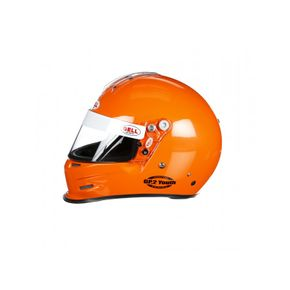 Capacete-Bell-Auto-GP2-Youth-Orange-