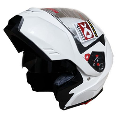 Capacete-Xceed-Spectro-5-White-Solid