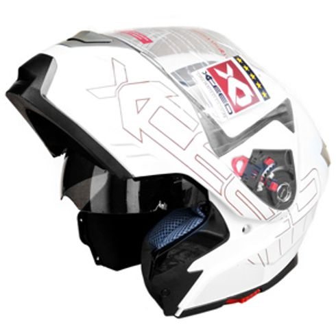 Capacete-Xceed-Spectro-5-Speed-White