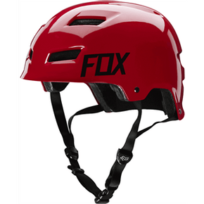 Capacete-Fox-Bike-Transition-Hardshel-Red-Matte