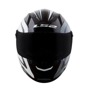 Capacete-LS2-FF358-Touring-Black-Grey-White-1
