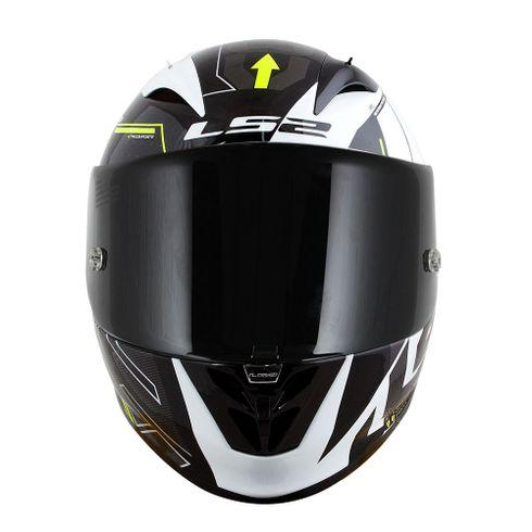 Capacete-LS2-FF323-Arrow-Techno-Black-Grey-Flou-Yellow-1