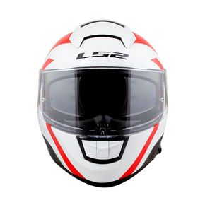 Capacete-LS2-FF397-Vector-Trident-White-Red-1