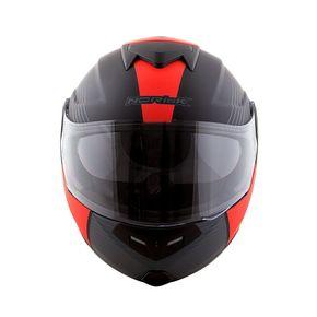 Capacete-Norisk-FF345-Stroke-Matt-Black-Grey-Red-1