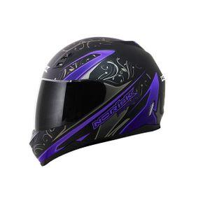 Capacete-Norisk-FF391-Frizz-Matte-Purple