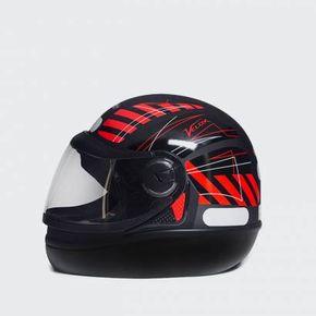 Capacete-Taurus-New-San-Marino-Velox-Black-Matte-Red