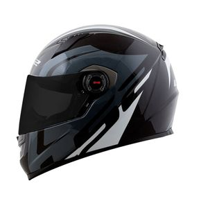 Capacete-LS2-FF358-Touring-Black-Grey-White-3