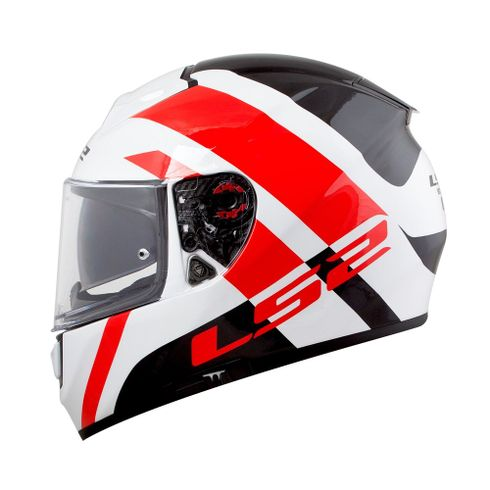 Capacete-LS2-FF397-Vector-Trident-White-Red-4