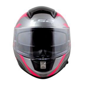 Capacete-LS2-FF397-Vector-Trident-Titanium-Pink-1