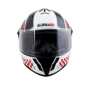 Capacete-LS2-FF392-Junior-Chrono-White-Black-Red-1