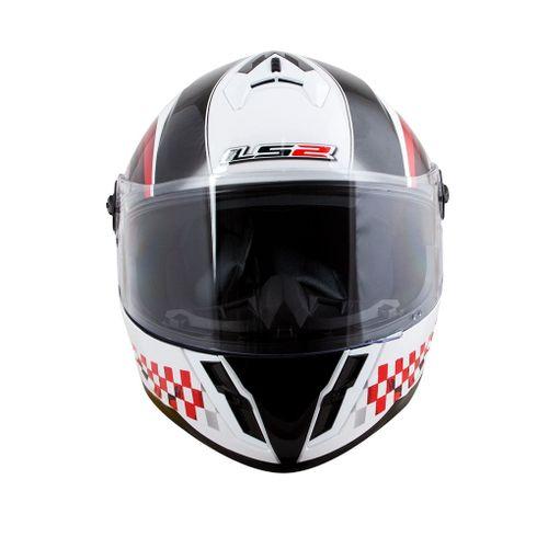 Capacete-LS2-FF392-Junior-Chrono-White-Black-Red-1