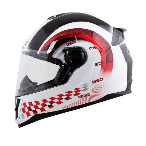 Capacete-LS2-FF392-Junior-Chrono-White-Black-Red-3