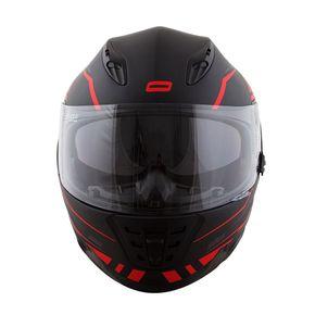 Capacete-Norisk-FF302-Target-Matt-Black-Red-1