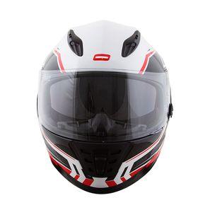 Capacete-Norisk-FF302-Target-White-Black-Red-1