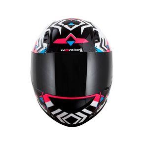 Capacete-Norisk-FF391-Fame-Blue-Pink-1