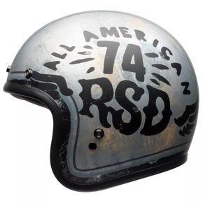 Capacete-Bell-Moto-Custom-500-RSD-74-Black-Silver-1