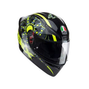 Capacete-AGV-K1-Flavum-46-Black-Yellow-Fluor-Grey-1