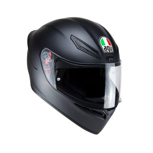 Capacete-AGV-K1-Matt-Black-1