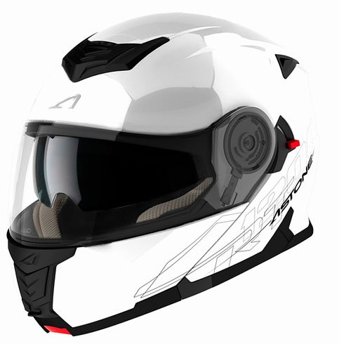 Capacete-Astone-RT1200-Gloss-White-1