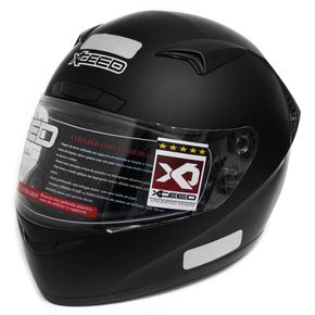 Capacete-Xceed-Sprint-3-Gti-Black-Matte-1