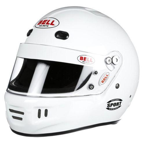 Capacete-Bell-Auto-Sport-White-1