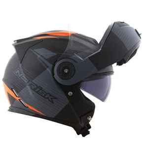 Capacete-Norisk-FF345-Stroke-Matt-Black-Grey-Orange-1