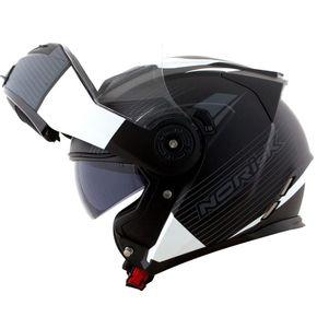 Capacete-Norisk-FF345-Stroke-Matt-Black-Grey-White-1