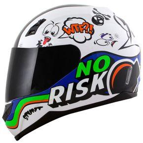 Capacete-Norisk-FF391-Panic-White-1