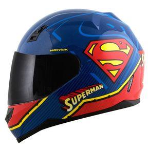 Capacete-Norisk-FF391-Superman-Symbol-1