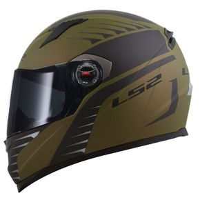 Capacete-LS2-FF358-Air-Fighter-Matt-Green-Black-1