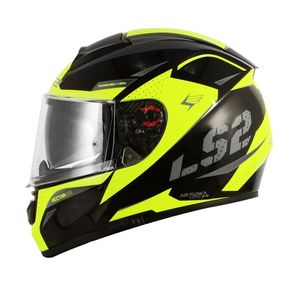 Capacete-LS2-FF397-Vector-Favorer-Black-Yellow-Grey-1