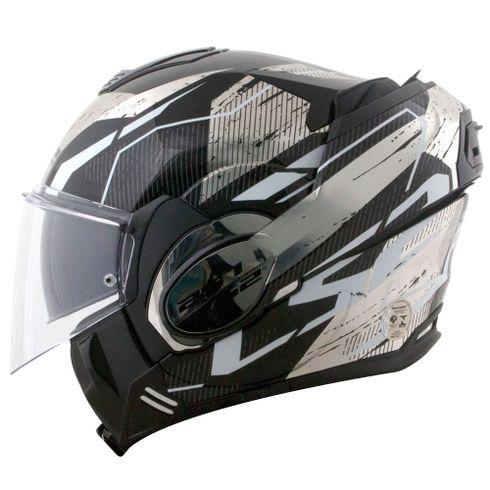 Capacete-LS2-FF399-Valiant-Roboto-Black-White-Chrome-1