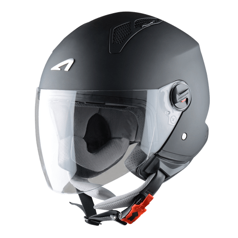 Capacete-Astone-Mini-Jet-Matt-Black-1