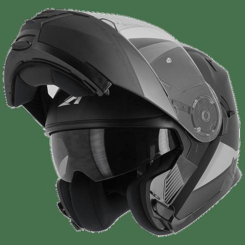 Capacete-Astone-RT1200-Vanguard-Matt-Black-Antracite-1