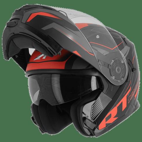 Capacete-Astone-RT1200-Works-Matt-Black-Red-1