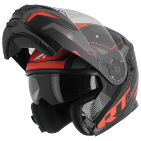 Capacete-Astone-RT1200-Works-Matt-Black-Red-1