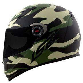 Capacete-LS2-FF358-Army-Matt-Black-Green-Militar-1