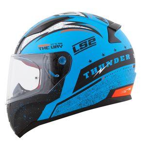 Capacete-LS2-FF353-Thunder-Matt-Blue-Black-1