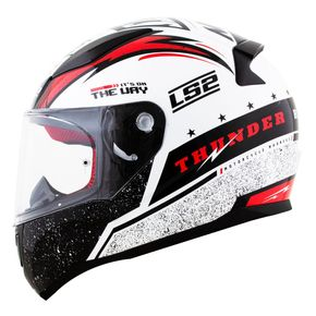 Capacete-LS2-FF353-Thunder-White-Black-Red-1