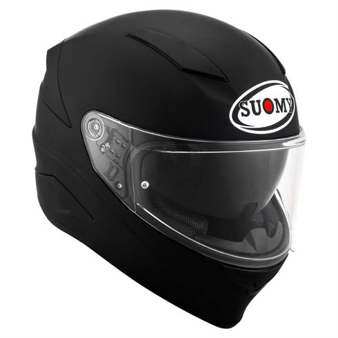 Capacete-Suomy-Speedstar-Plain-Matt-Black-1