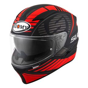 Capacete-Suomy-Speedstar-SP-1-Matt-Red-1