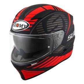 Capacete-Suomy-Speedstar-SP-1-Matt-Red-1