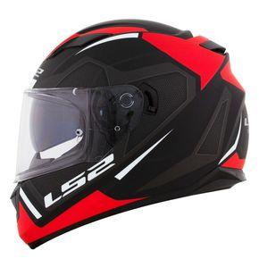 Capacete-LS2-FF320-Stream-Edge-Matt-Black-White-Red-1