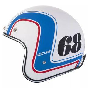 Capacete-Zeus-380h-Matt-White-k36-Blue-1