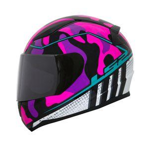 Capacete-LS2-FF353-Bravado-Pink-Camo-Blue-1
