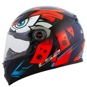 Capacete-LS2-FF358-Tribal-Orange-1
