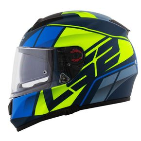 Capacete-LS2-Ff397-Vector-Kripton-Matt-Blue-Yellow-1
