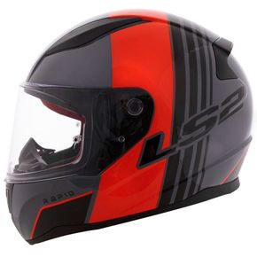 Capacete-LS2-FF353-Rapid-Multiply-Grey-Orange-Black-1
